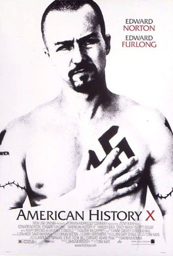 Cover: American History X - German.1999.DVDRiP.h264